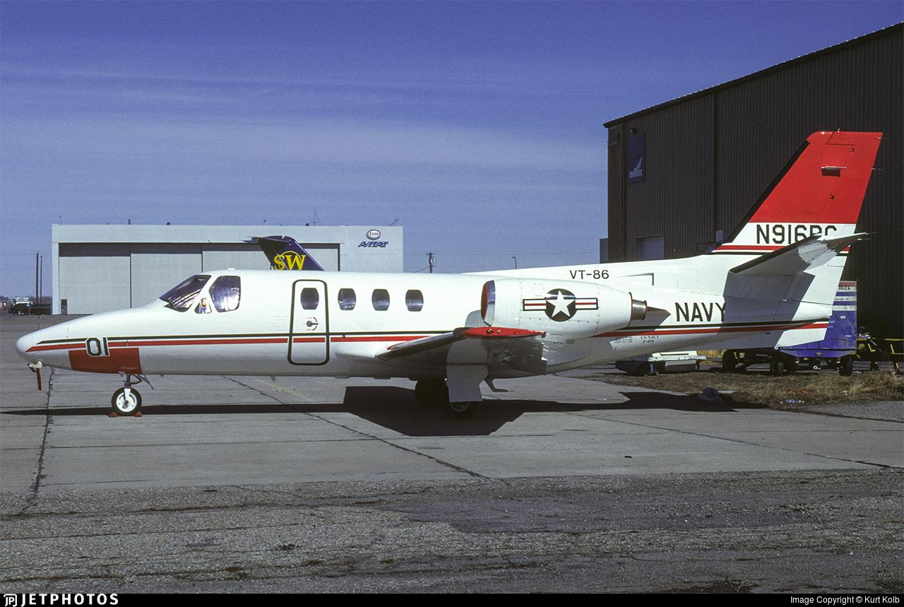 N916RC - Cessna T-47C - United States - US Navy (USN)