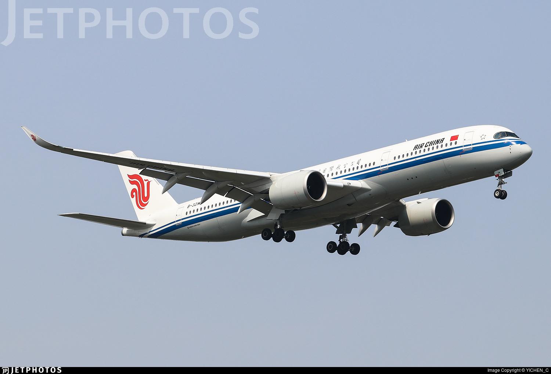 B-321M - Airbus A350-941 - Air China