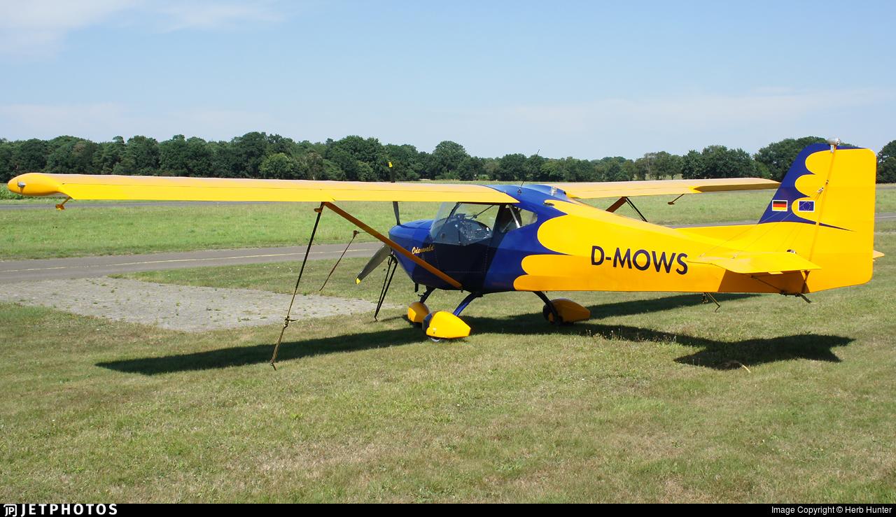 D-MOWS - FK Lightplanes FK9 Mark IV - Private