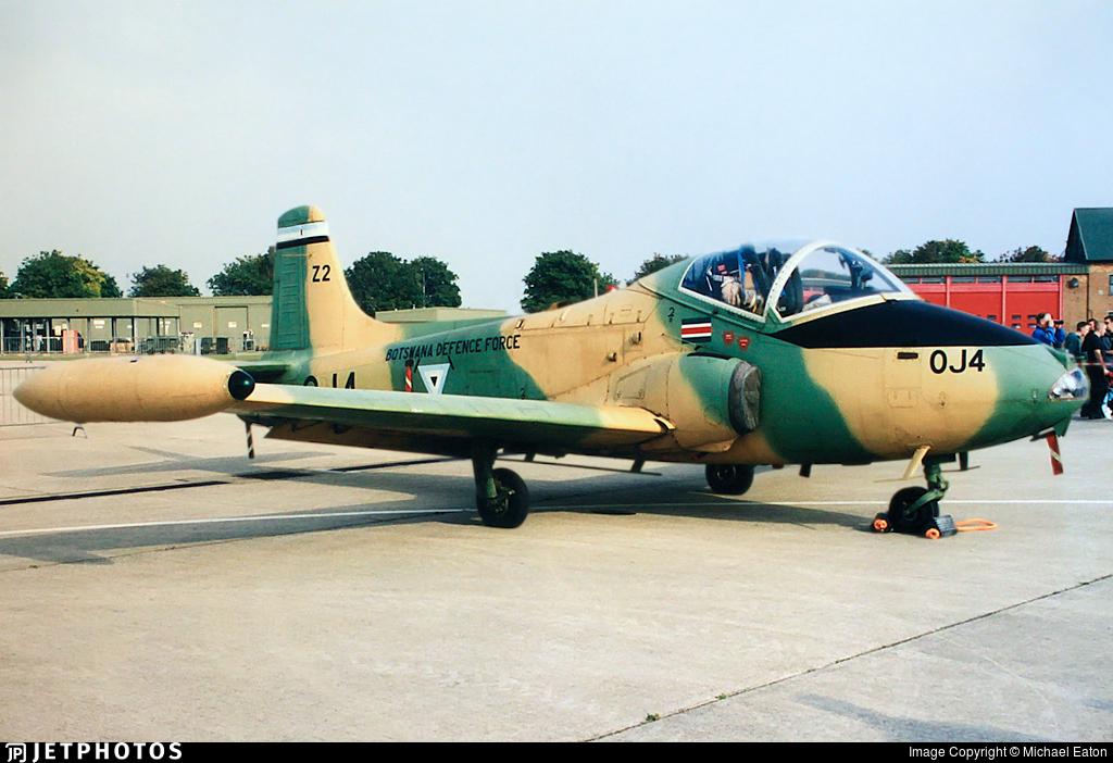 G-UNNY - British Aircraft Corporation BAC 167 Strikemaster Mk.87 - Private