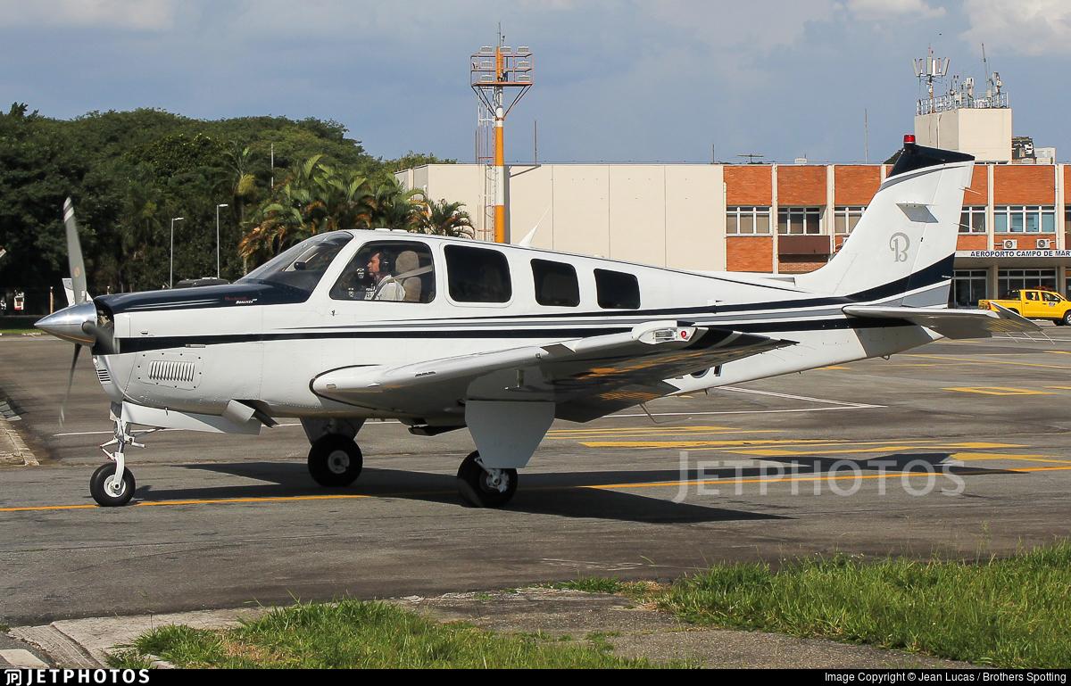 PP-KCP - Beechcraft G36 Bonanza - Private