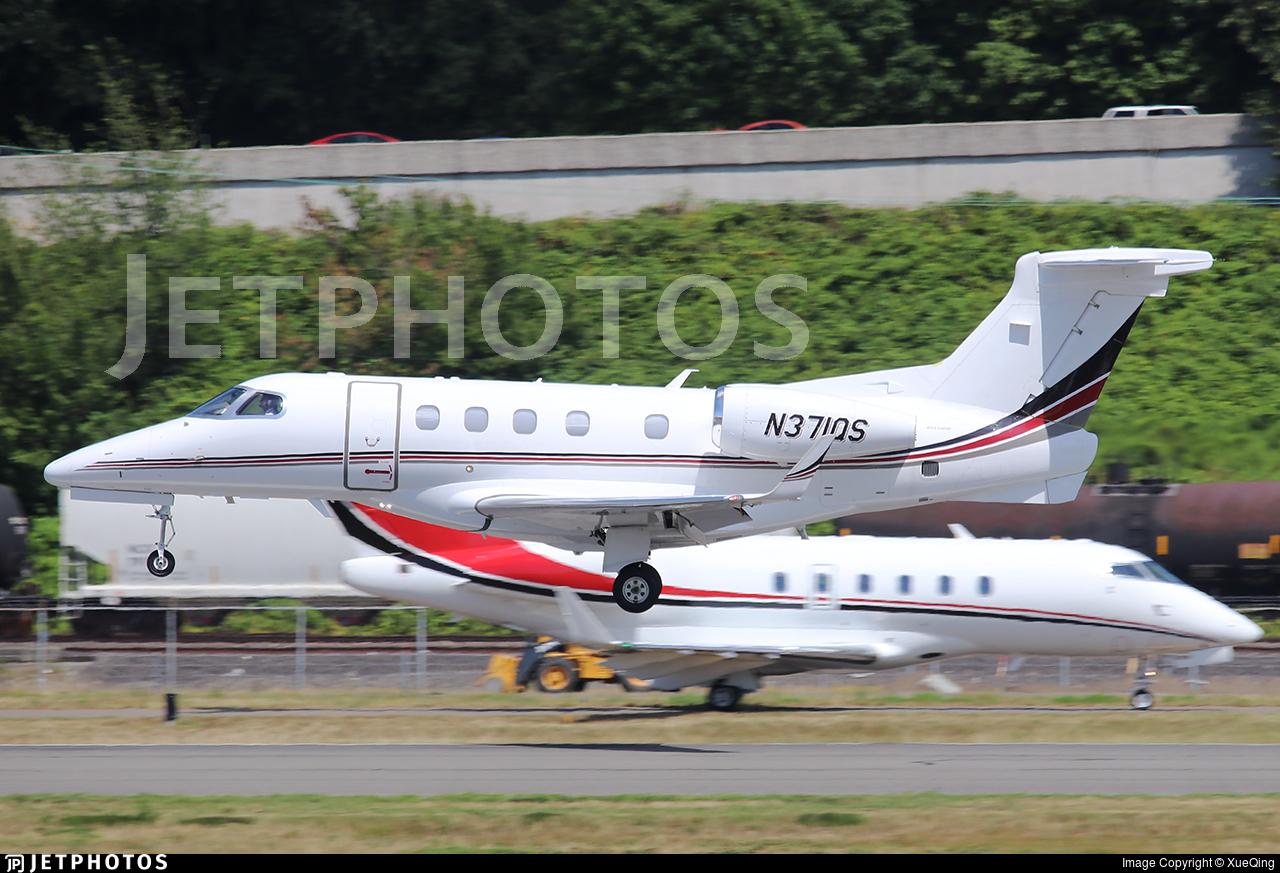 N371QS - Embraer 505 Phenom 300 - NetJets Aviation