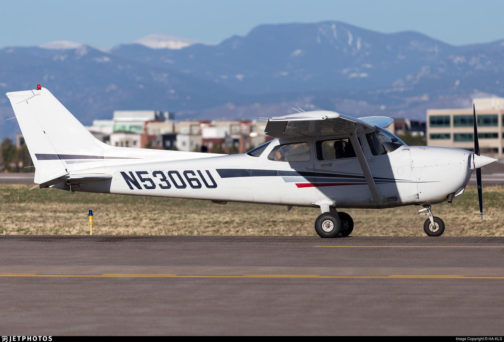 N5306U - Cessna 172S Skyhawk SP - American Flight Schools