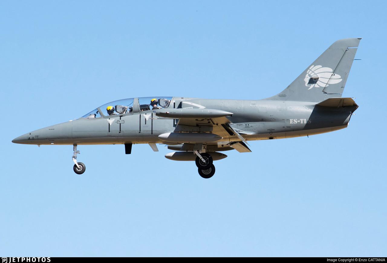 ES-TLS - Aero L-39 Albatros - Apache Aviation