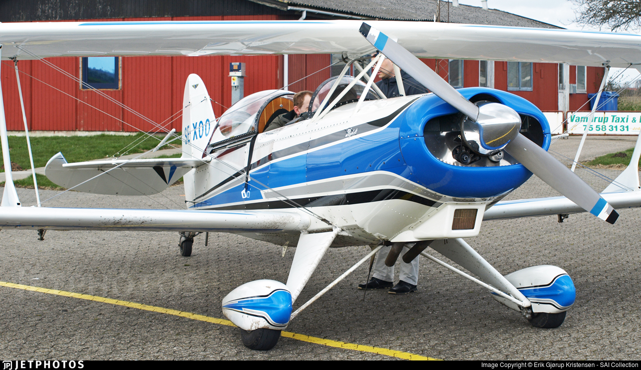 SE-XOO - Steen Skybolt - Private