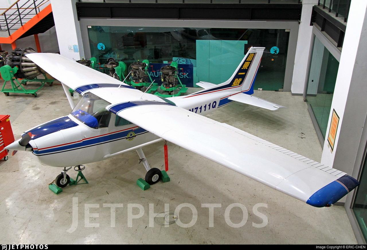 N7111Q - Cessna 172L Skyhawk - Private