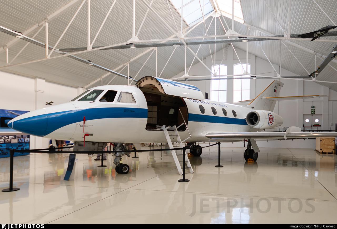 17103 - Dassault Falcon 20D - Portugal - Air Force