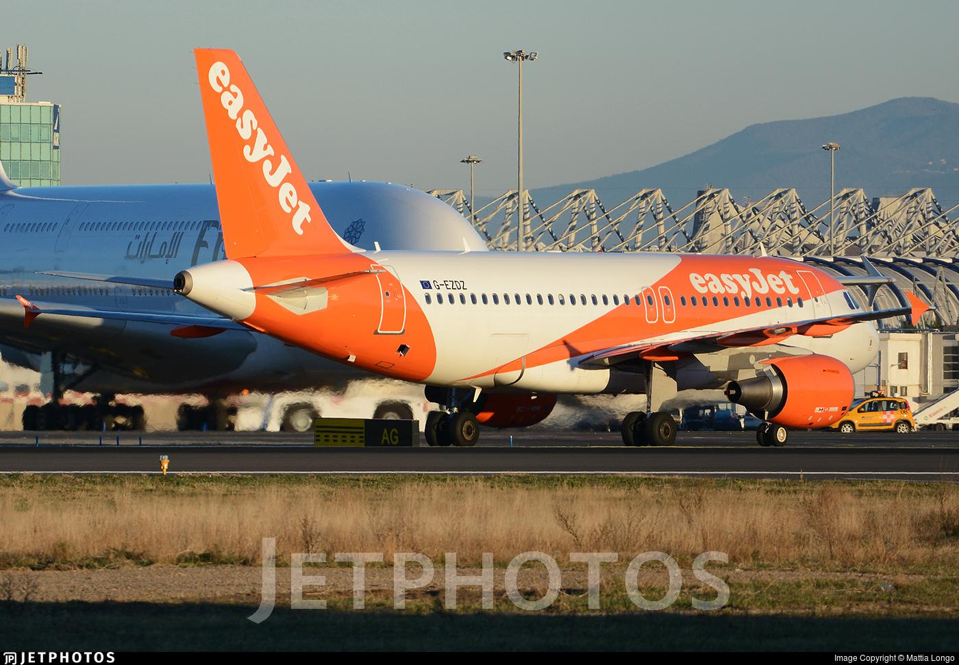 G EZDZ   Airbus  A319 111   easyJet  Airbus  Mattia Longo   JetPhotos f1cad5