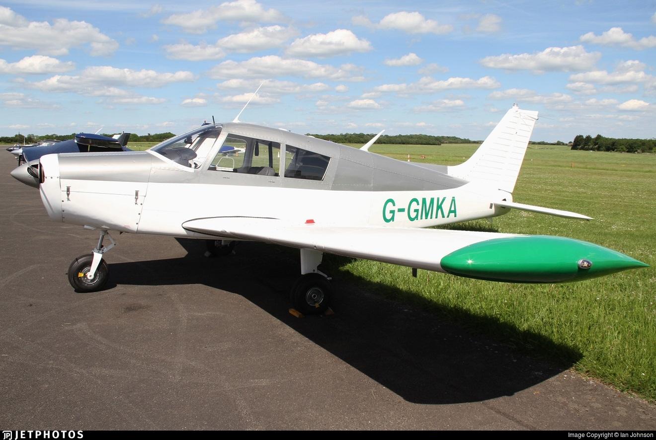 G-GMKA - Piper PA-28-140 Cherokee - Private