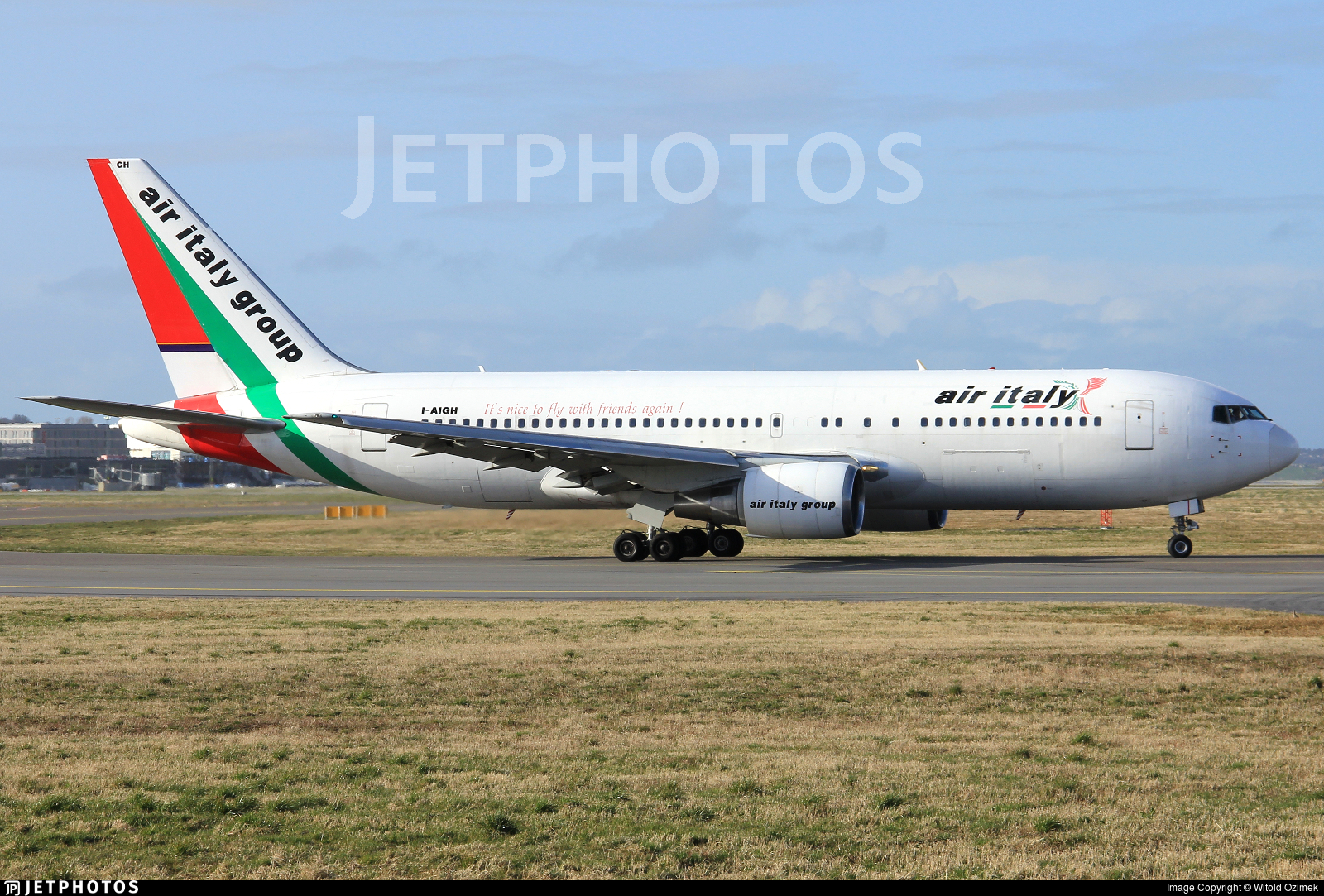 I-AIGH - Boeing 767-23B(ER) - Air Italy