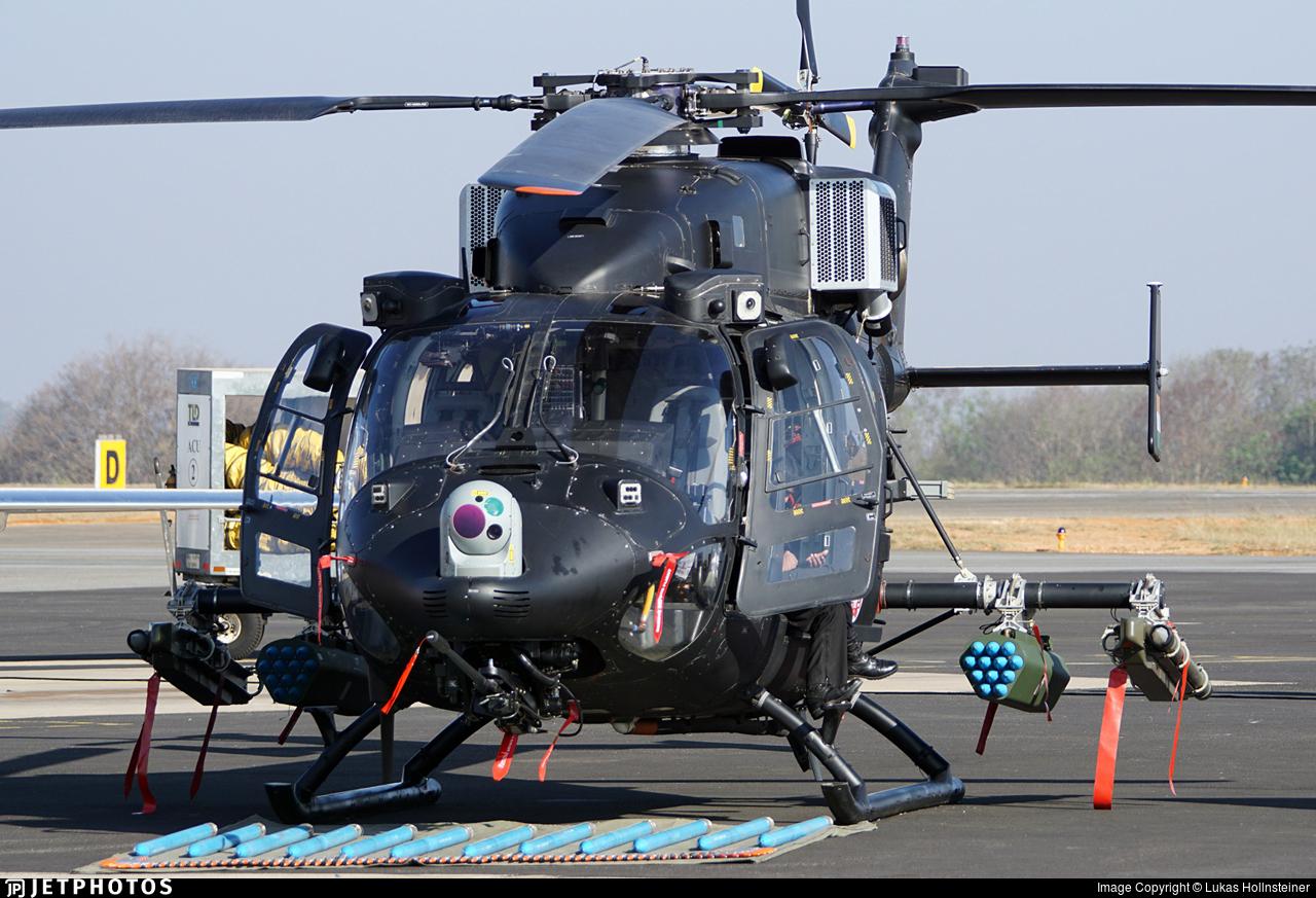 IA-2119 - Hindustan Aeronautics ALH Dhruv - India - Army