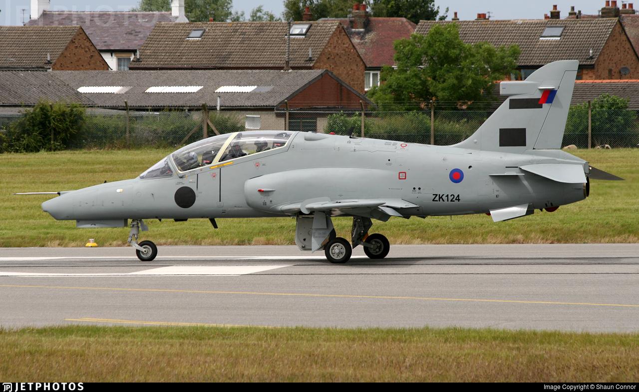 ZK124 - British Aerospace Hawk Mk.132 - BAe Systems