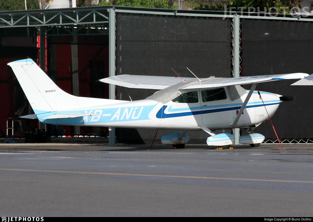 XB-ANU - Cessna 182P Skylane II - Private