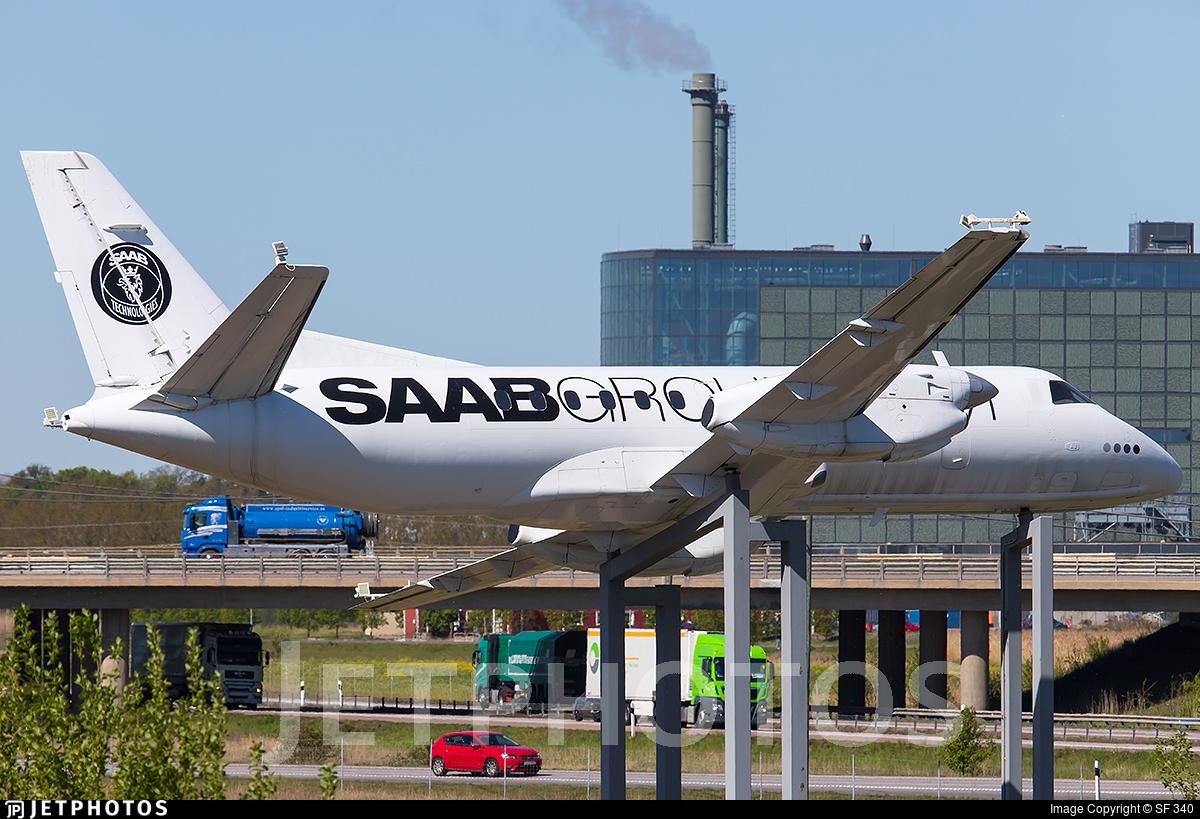 - Saab 340A - Saab
