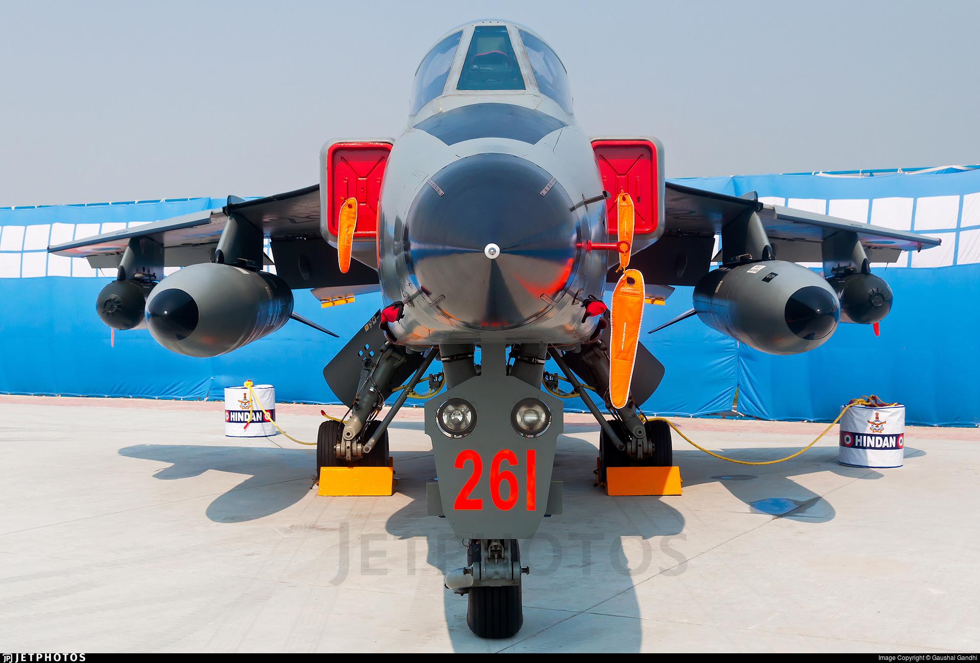 JM261 | Sepecat Jaguar IS | India - Air Force | Gaushal