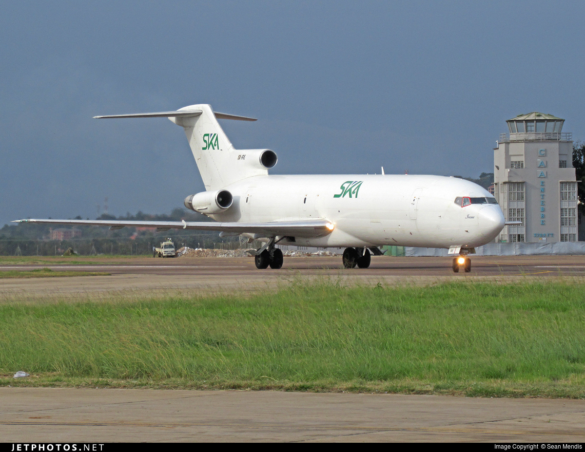 5X-IRE - Boeing 727-2Q9(Adv)(F) - SKA International Group