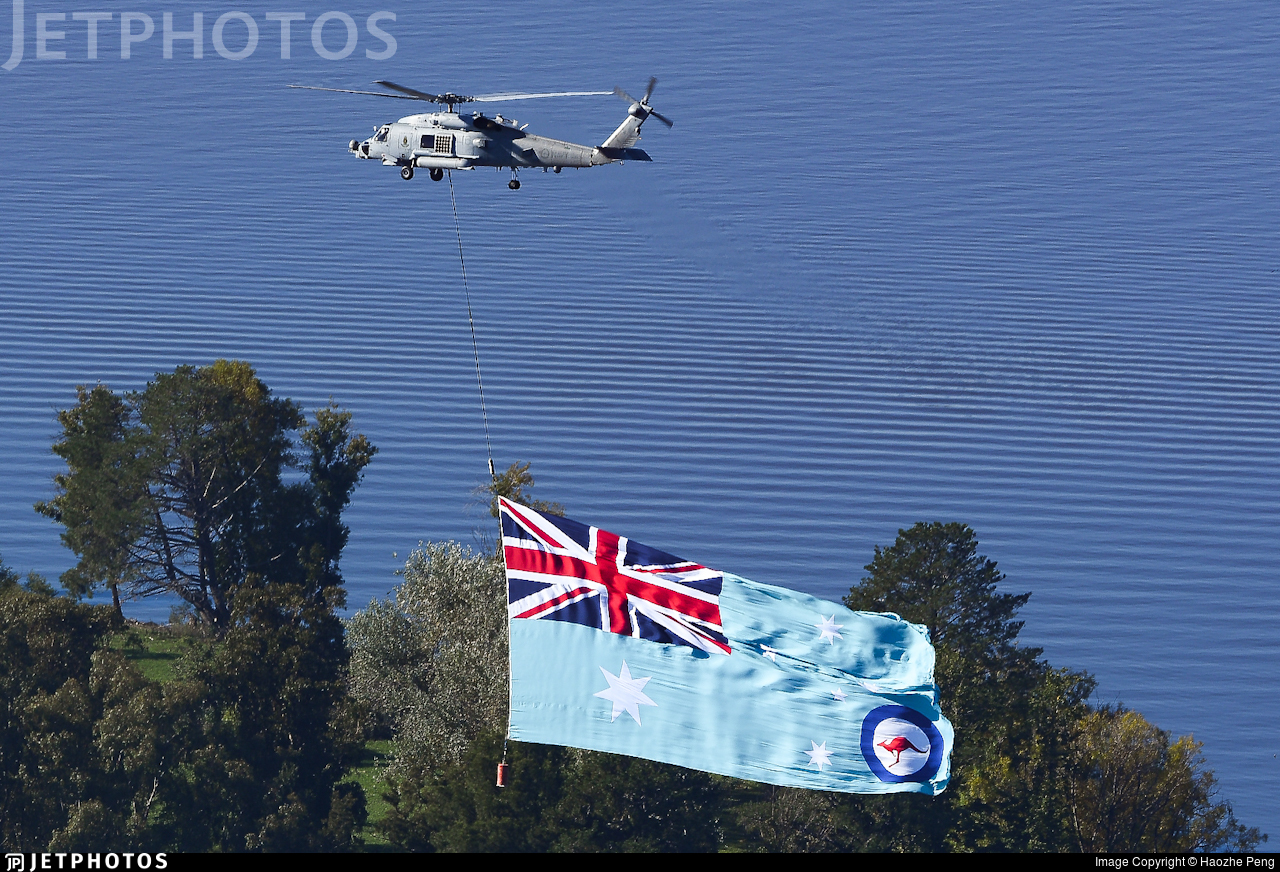 N48-016 - Sikorsky MH-60R Seahawk - Australia - Royal Australian Navy (RAN)