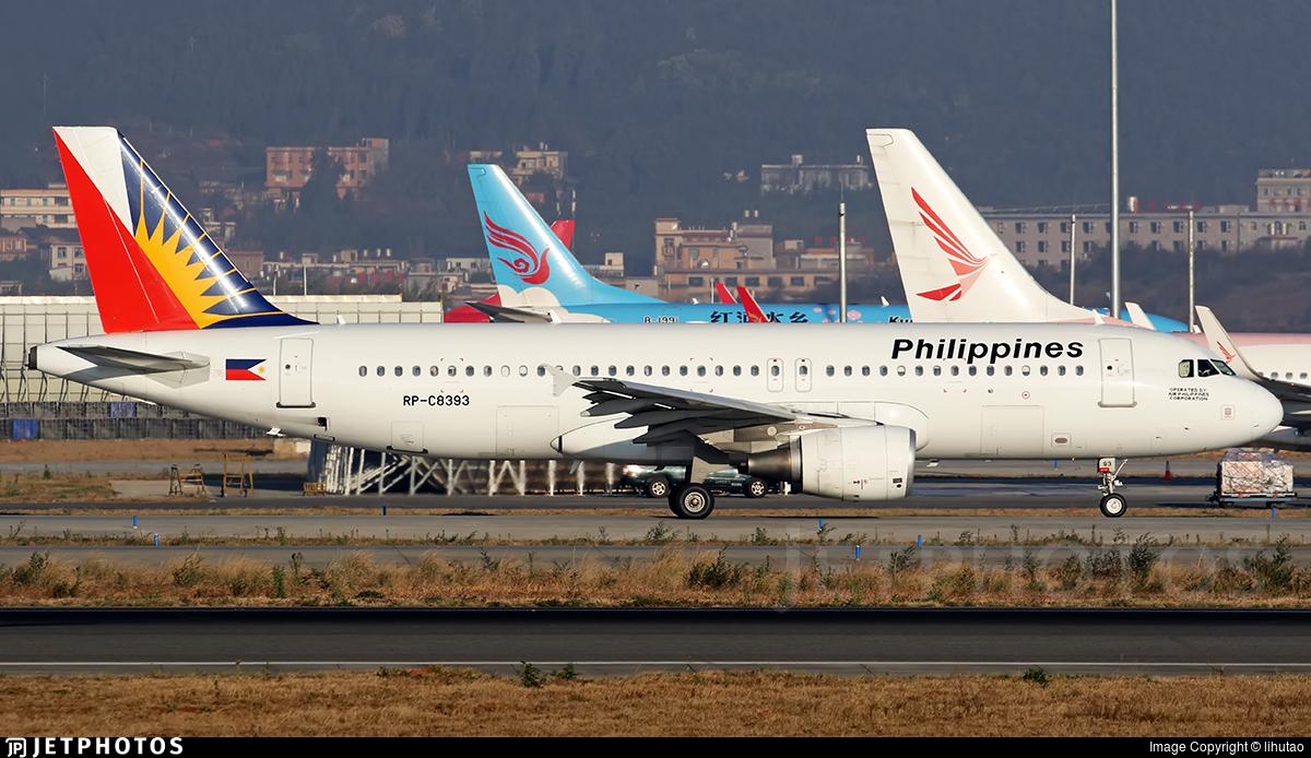 RP-C8393 - Airbus A320-214 - Philippine Airlines