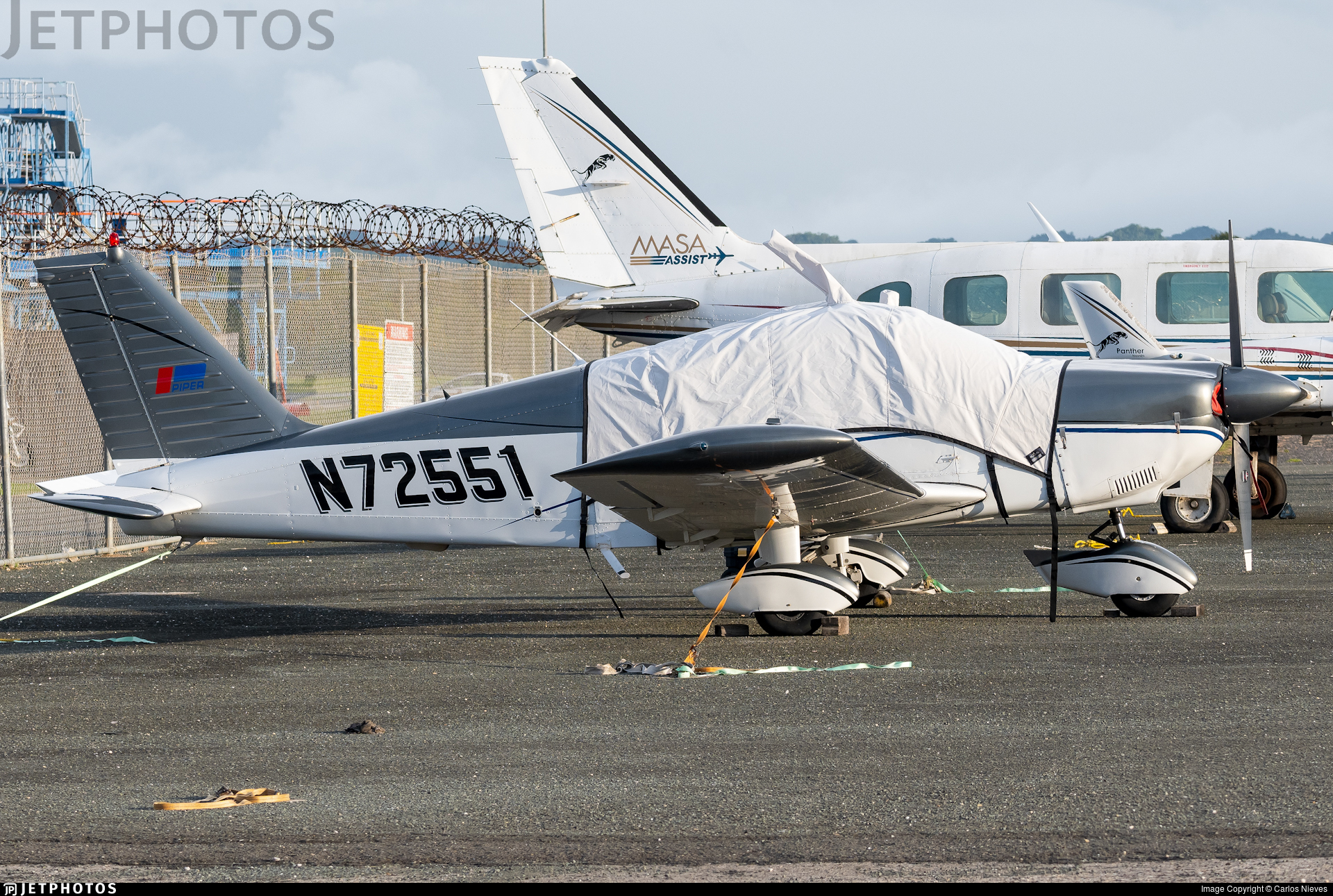 N72551 - Piper PA-28-235 Cherokee B - Private