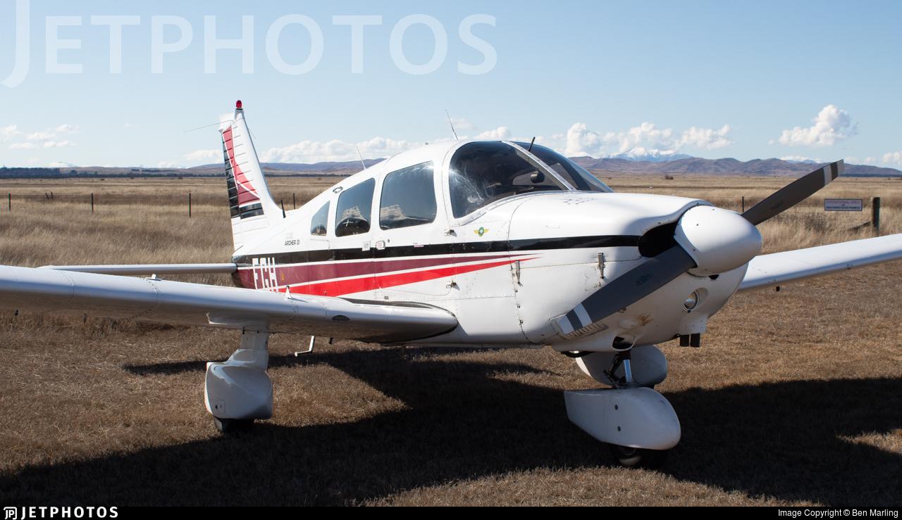 ZK-FGH - Piper PA-28-181 Archer II - South Canterbury Aero Club
