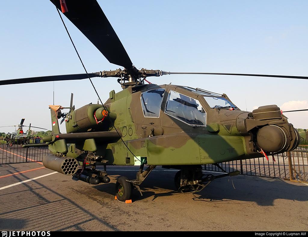 HS-7211 - Boeing AH-64E Apache Guardian - Indonesia - Army