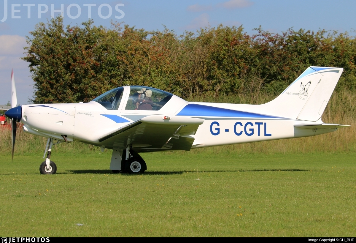 G-CGTL - Alpi Pioneer 300 - Private