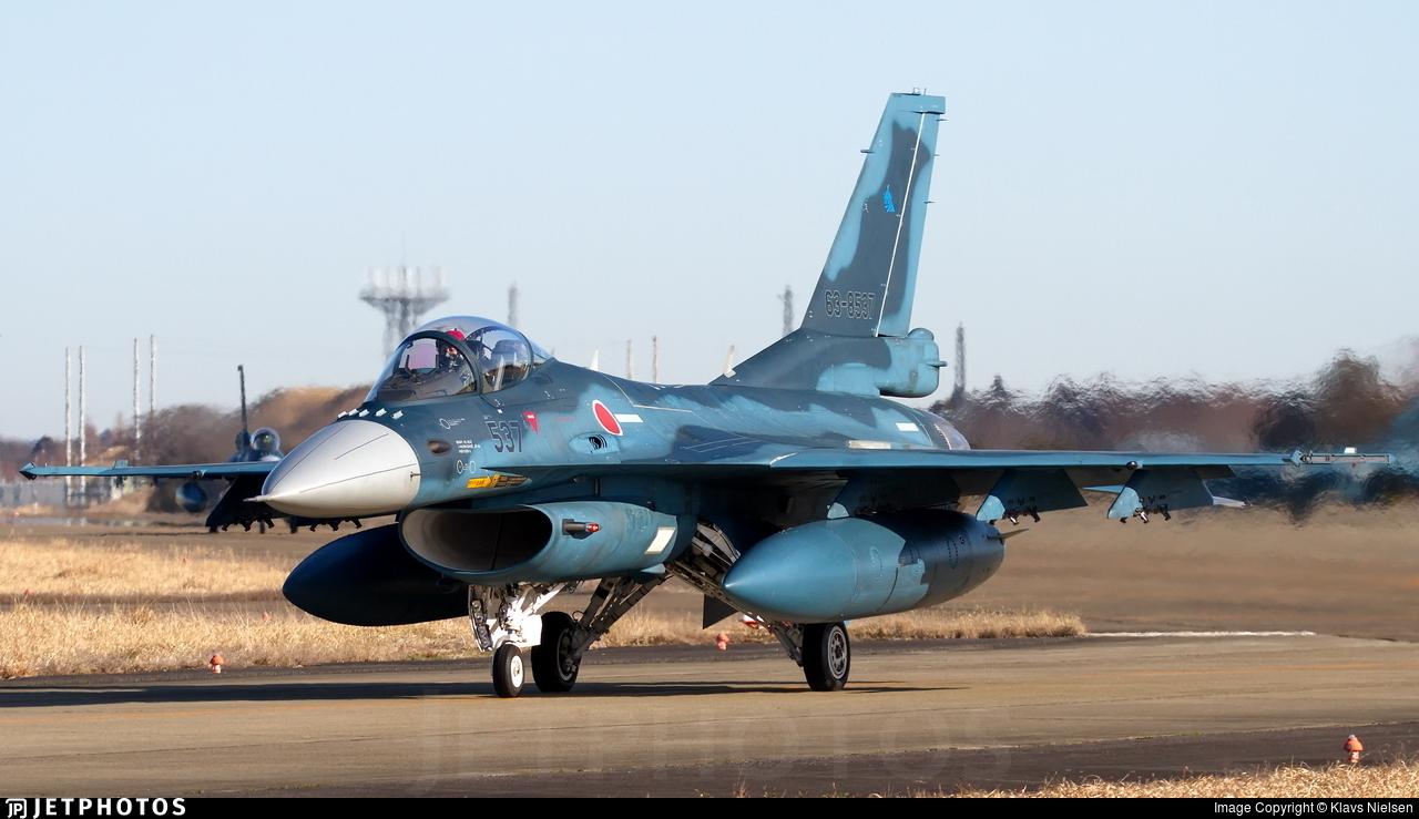 63-8537 - Mitsubishi F-2A - Japan - Air Self Defence Force (JASDF)