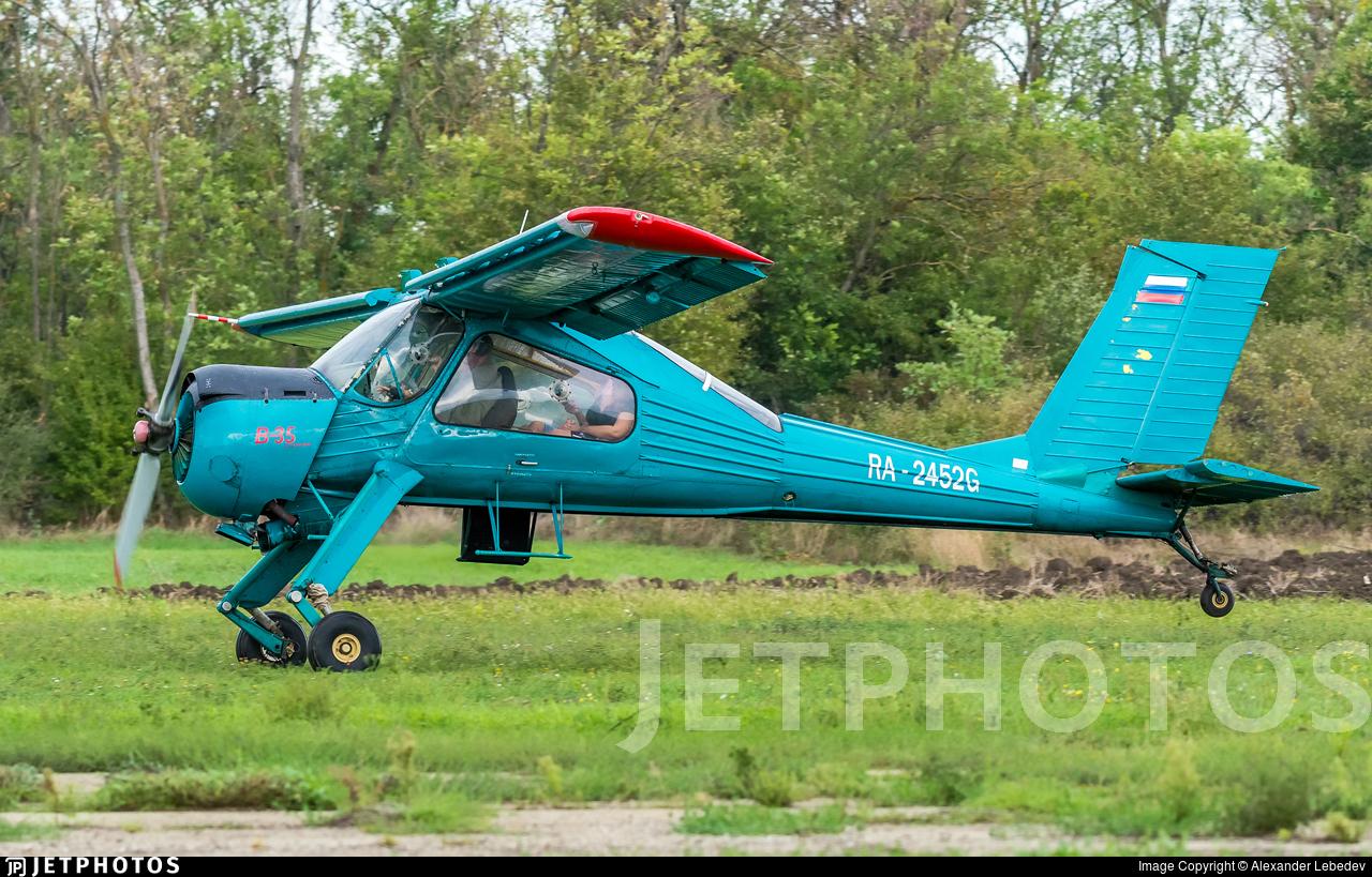RA-2452G - PZL-Okecie 104 Wilga 35 - Private