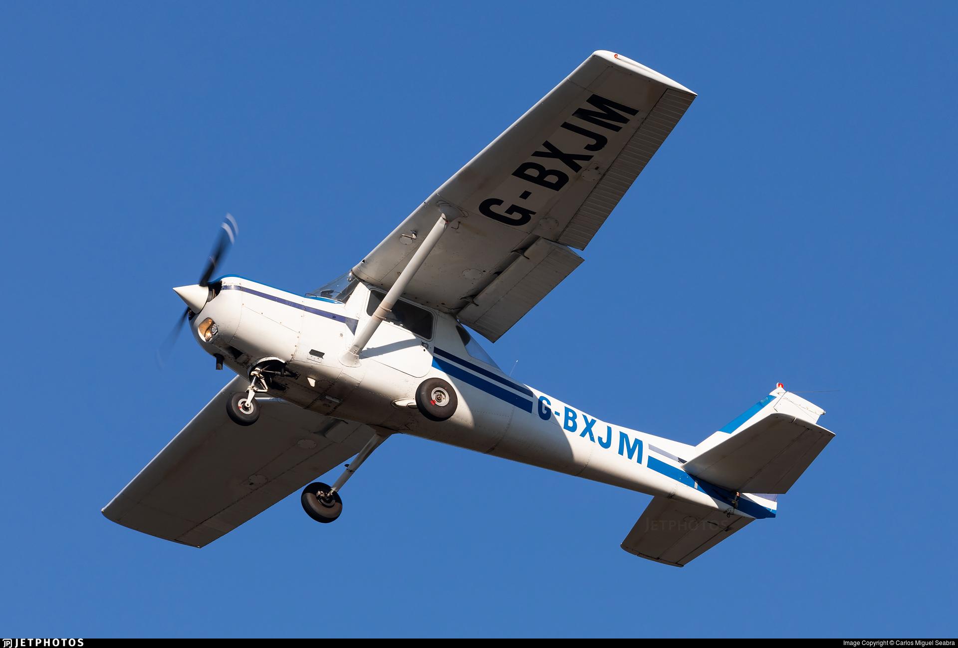 G-BXJM - Cessna 152 - Nortávia