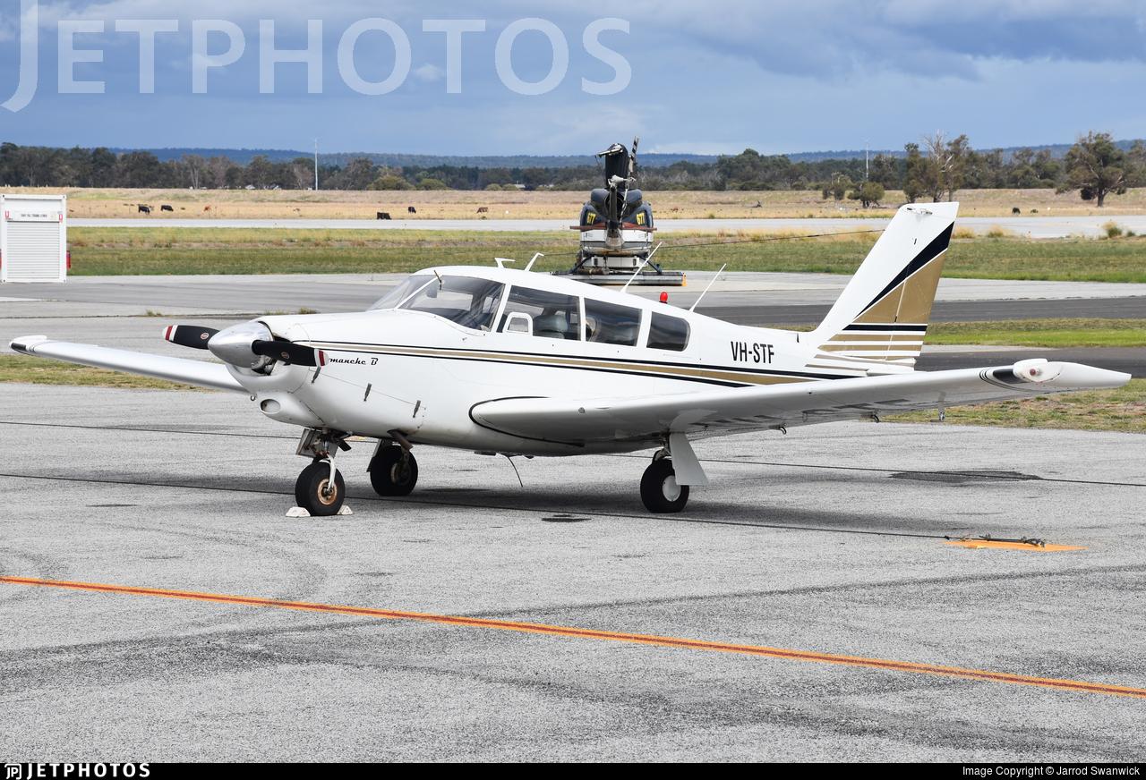 VH-STF - Piper PA-24-260 Comanche B - Private