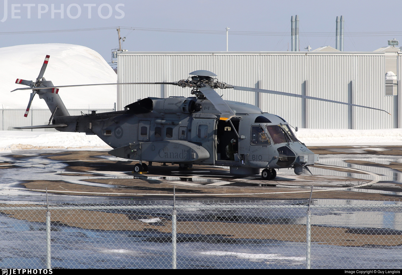 148810 - Sikorsky CH-148 Cyclone - Canada - Royal Canadian Air Force (RCAF)