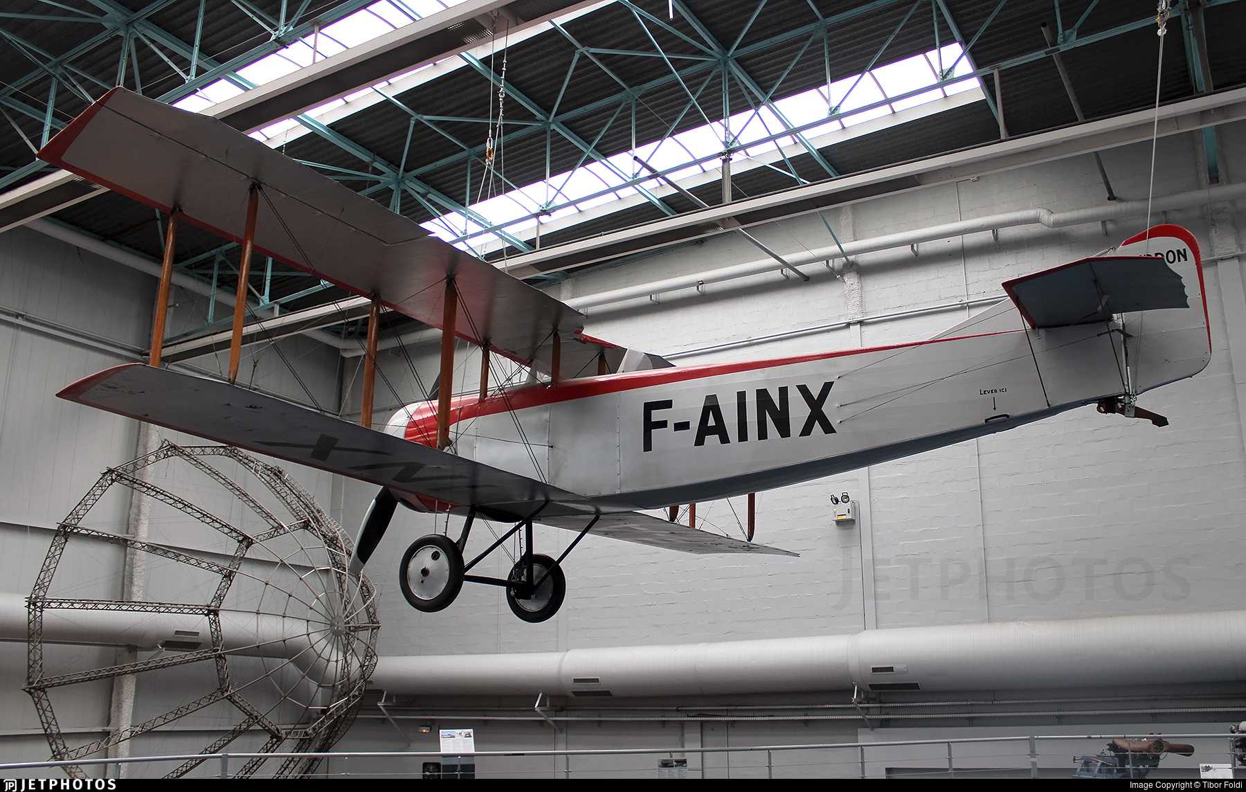 F-AINX - Caudron C-60 - Private