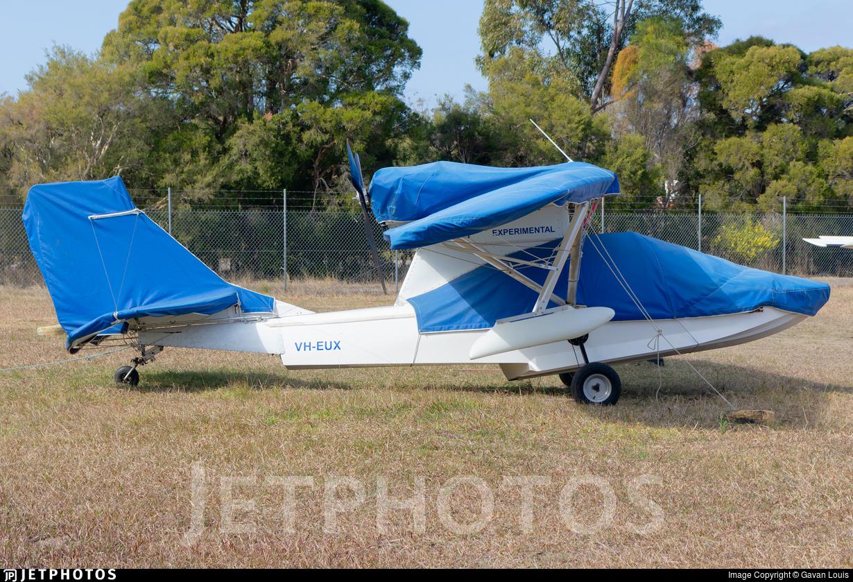 VH-EUX - Progressive Aerodyne SeaRey - Private