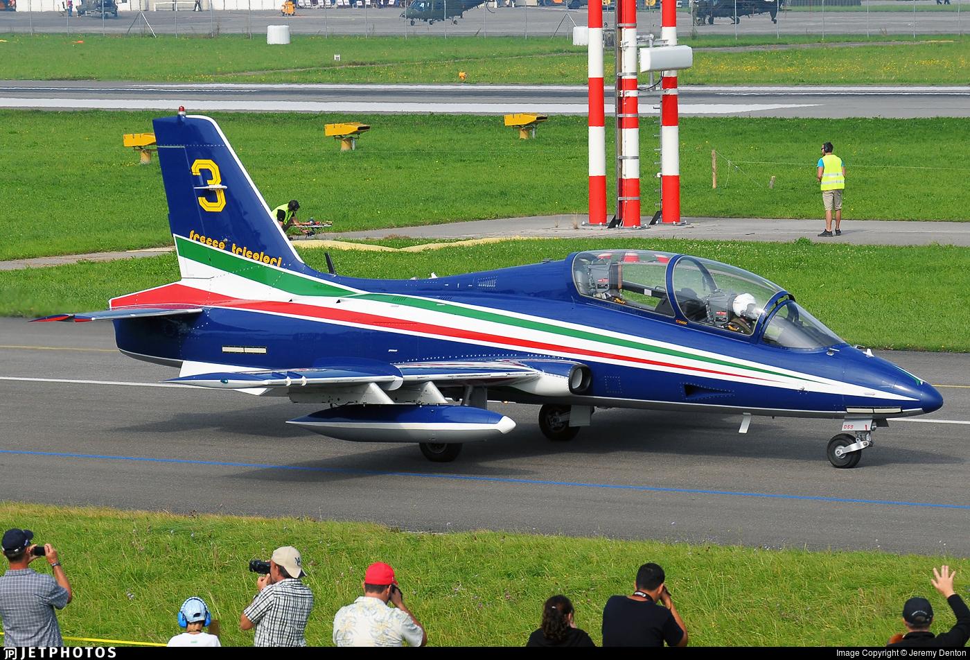 MM54534 - Aermacchi MB-339PAN - Italy - Air Force