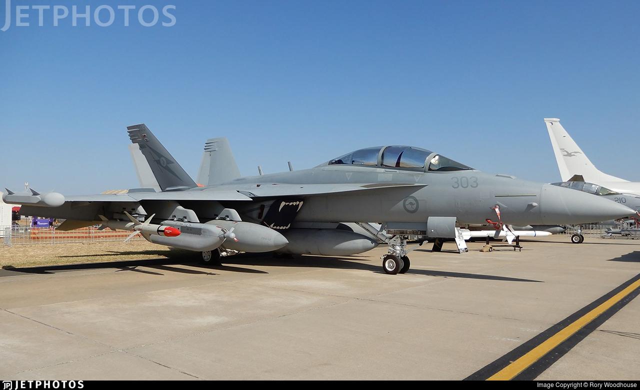A46-303 - Boeing EA-18G Growler  - Australia - Royal Australian Air Force (RAAF)