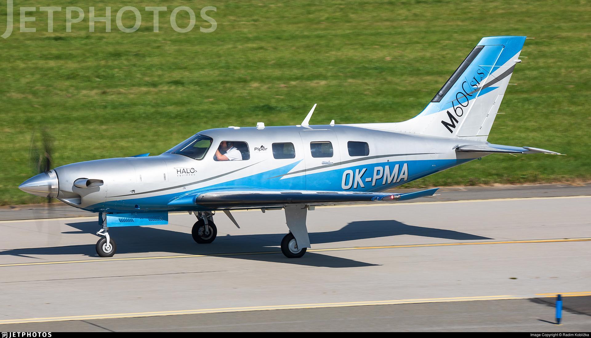 OK-PMA - Piper PA-46-M600 - Private