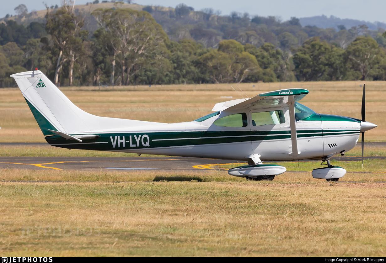 VH-LYQ - Cessna 182P Skylane - Aircair Aviation