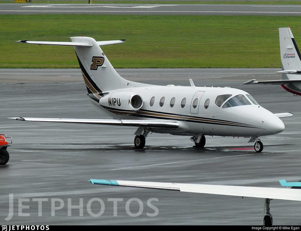 N1PU - Beechcraft 400A Beechjet - Private