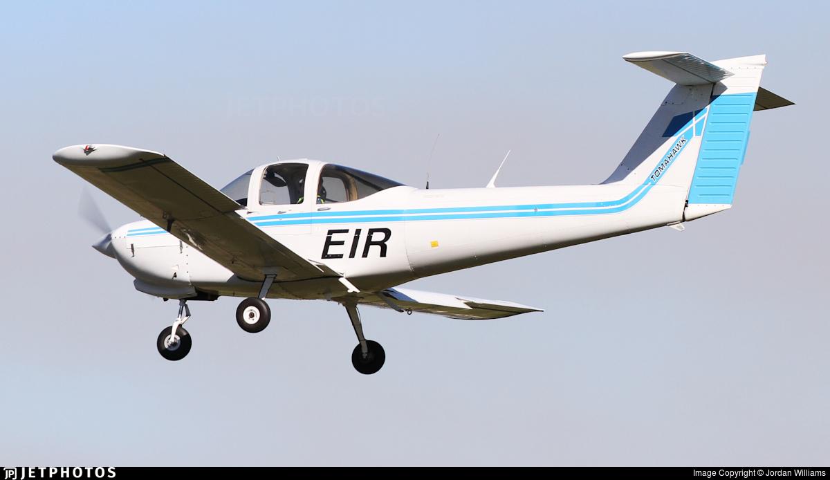 ZK-EIR - Piper PA-38-112 Tomahawk - Air Hawkes Bay