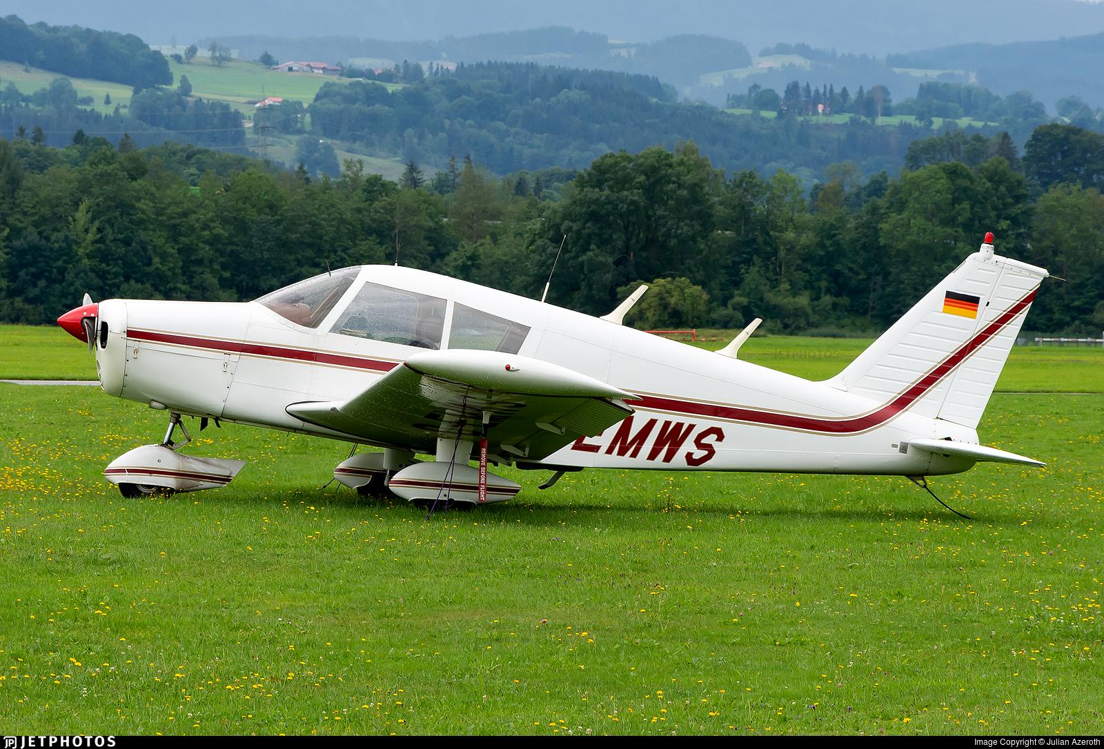 D-EMWS - Piper PA-28-140 Cherokee D - Private