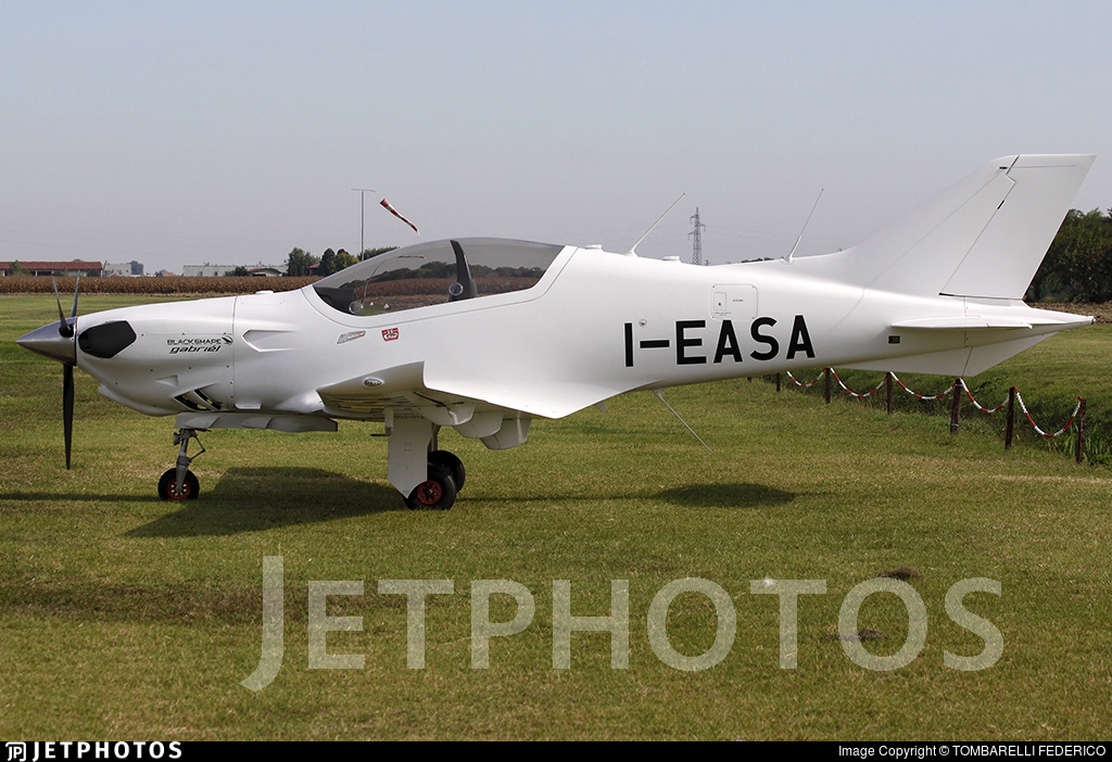 I-EASA - Blackshape Gabriel - Private