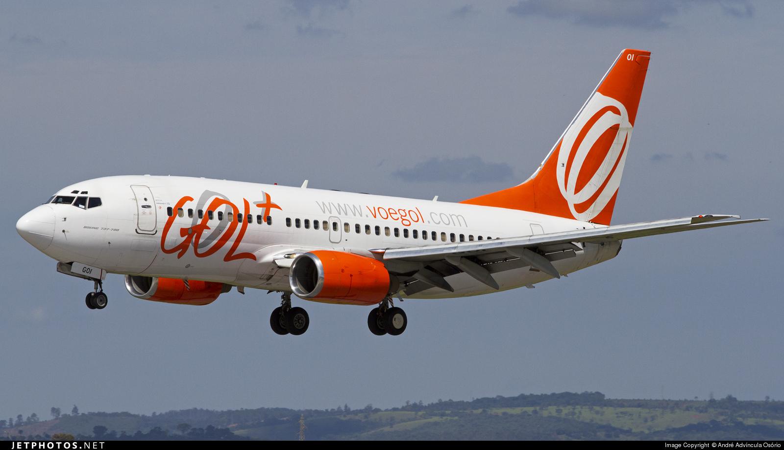 PR-GOI - Boeing 737-76N - GOL Linhas Aéreas