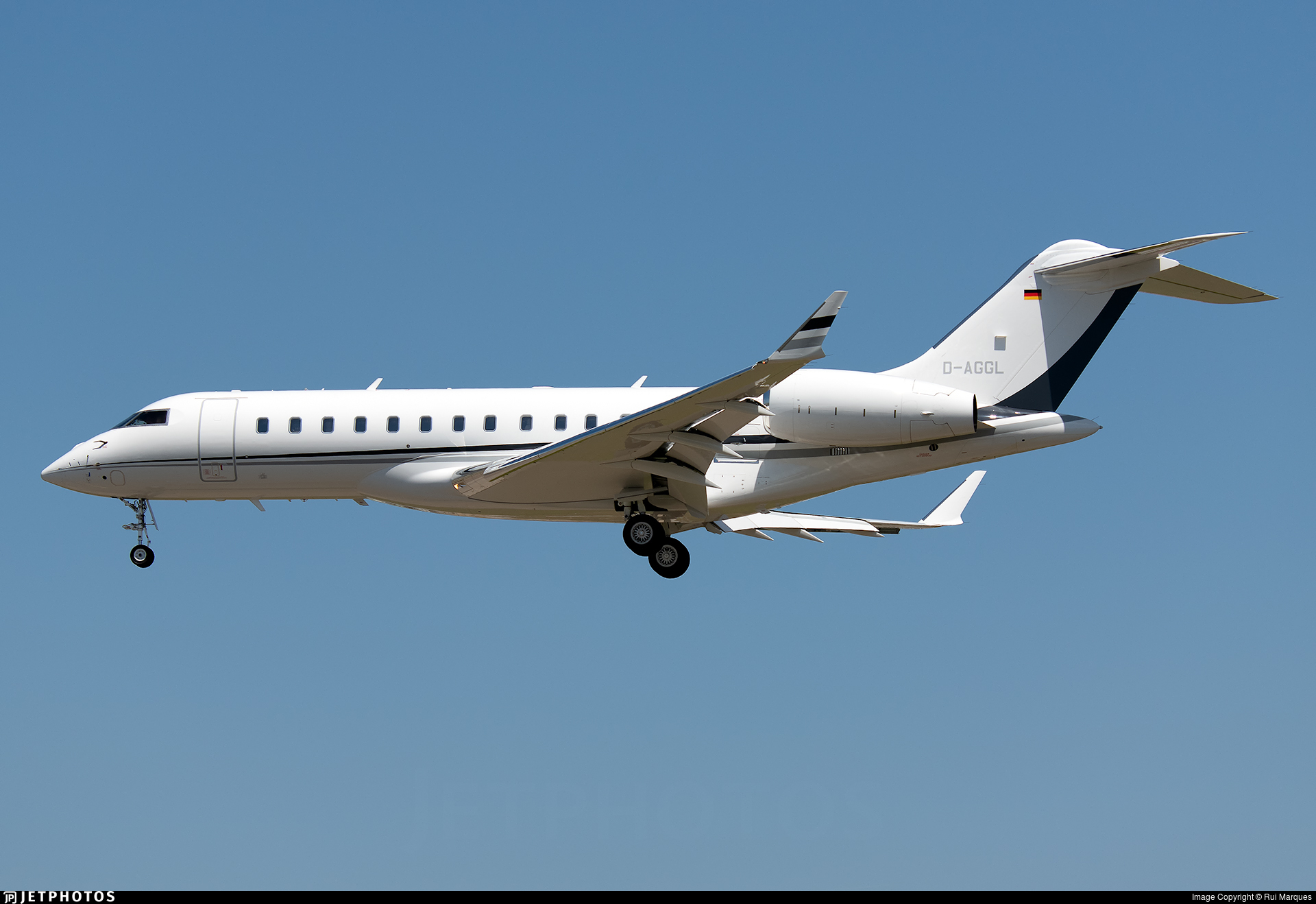 D-AGGL - Bombardier BD-700-1A10 Global 6000 - K5 Aviation