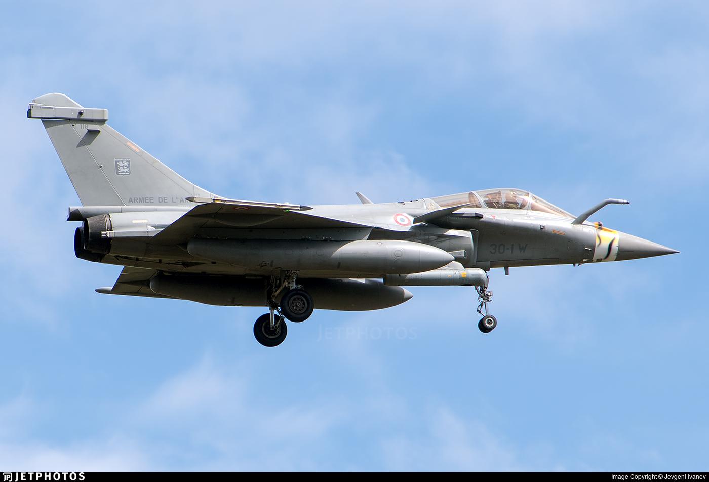 118 - Dassault Rafale C - France - Air Force