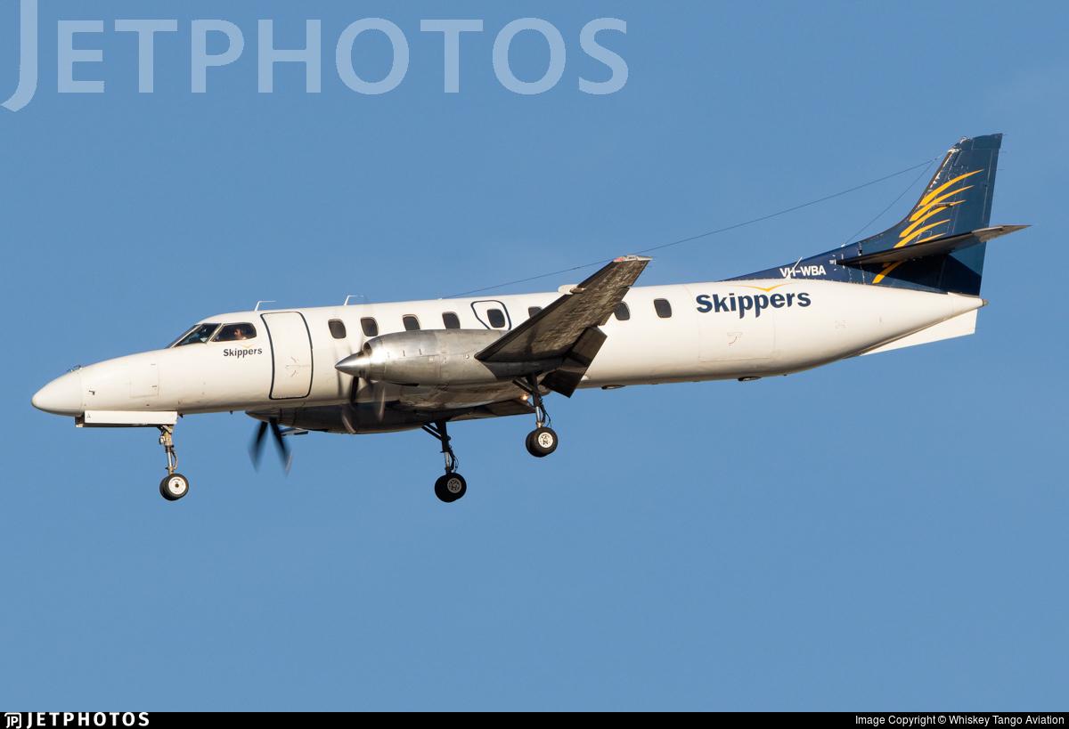 VH-WBA - Fairchild SA227-DC Metro 23 - Skippers Aviation