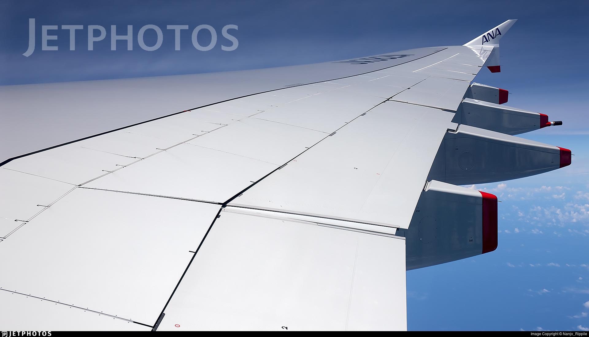 JA382A - Airbus A380-841 - All Nippon Airways (ANA)