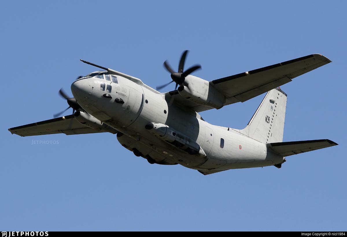 MM62220 - Alenia C-27J Spartan - Italy - Air Force