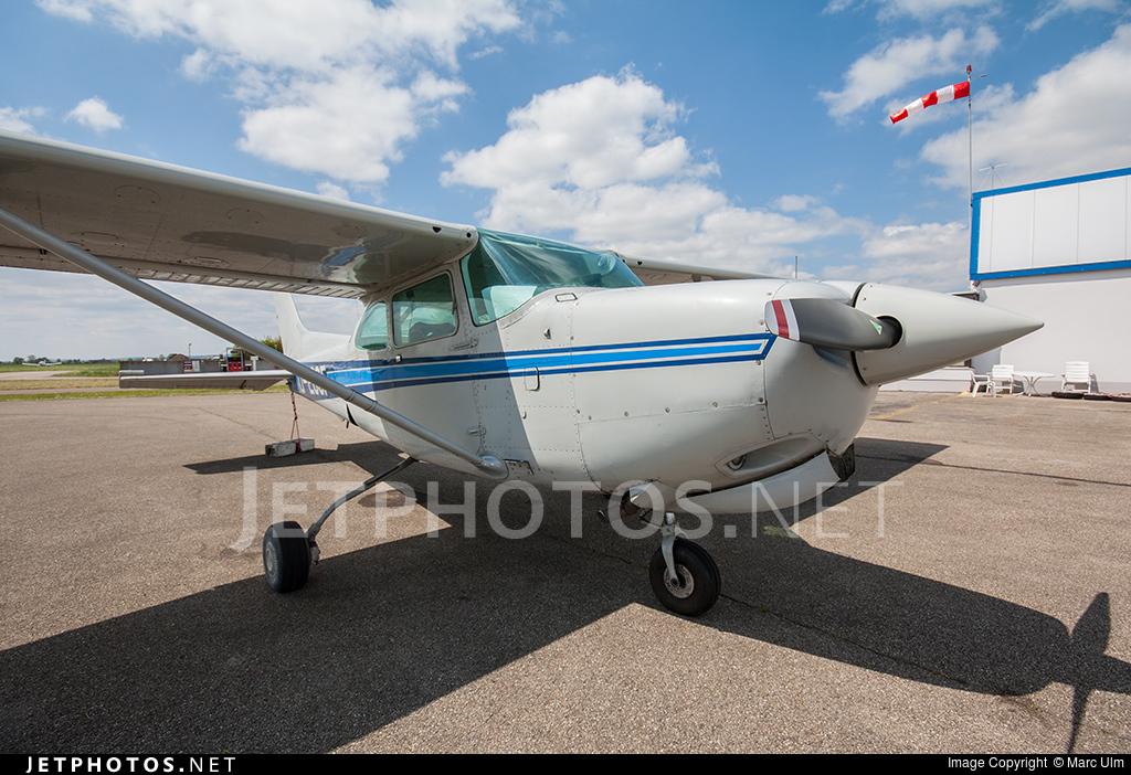 D-EGGF - Cessna 172RG Cutlass RG - Private