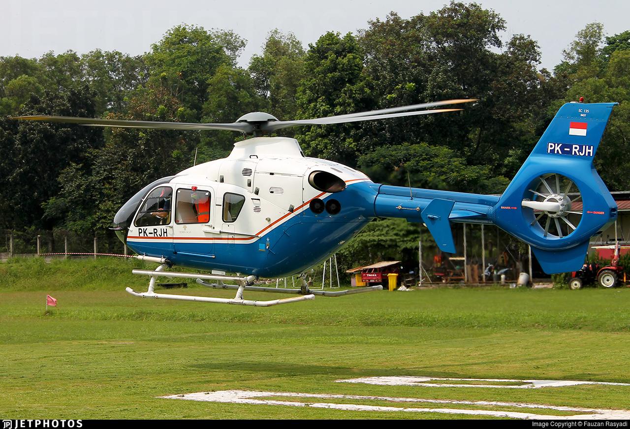 PK-RJH - Eurocopter EC 135P2 - Premiair