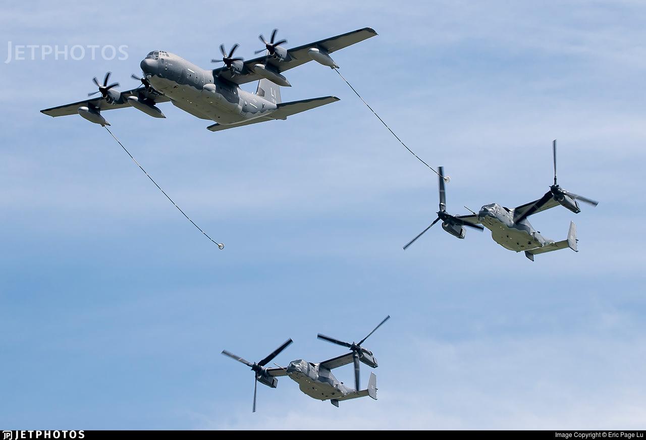 17-5878 - Lockheed Martin MC-130J Commando II - United States - US Air Force (USAF)